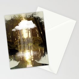 Mind Rain Stationery Cards