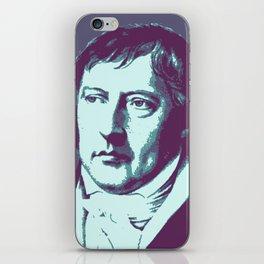 Georg Hegel iPhone Skin