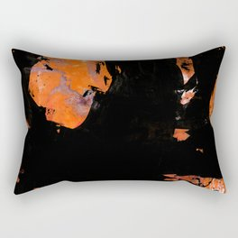 An Uncharted Journey No.1a by Kathy Morton Stanion Rectangular Pillow