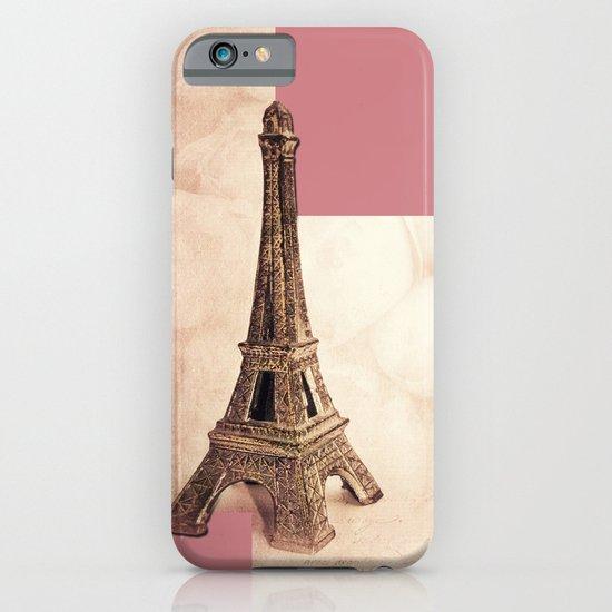 PARIS ~ MON AMOUR iPhone & iPod Case