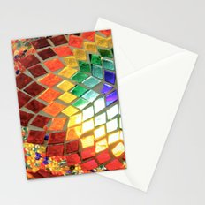 Mirrored Lamp Stationery Cards
