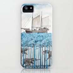 Sea of Trees iPhone (5, 5s) Slim Case