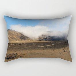 Tongariro Volcanic Landscape - New Zealand Rectangular Pillow