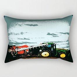 Tractors 7684 Rectangular Pillow