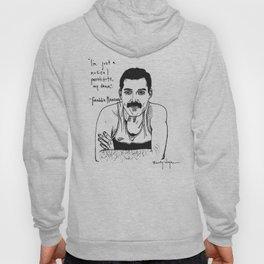 Freddie Queen Hoody