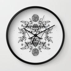 CRUX II Wall Clock