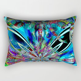 Under The See* Is Were You'll Beee!* Rectangular Pillow