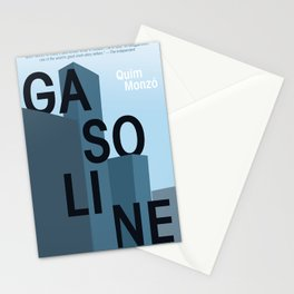 Gasoline Stationery Cards