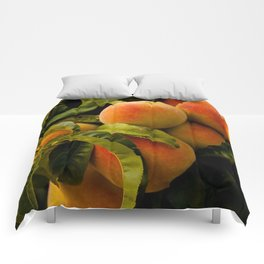 Peaches for me Comforters