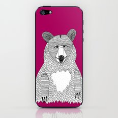 This bear iPhone & iPod Skin