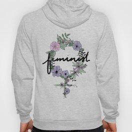 Feminist - in color Hoody