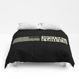 Special Forces (Black Flag) Comforters