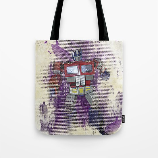 G1 - Optimus Prime Tote Bag