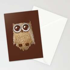 Owlmond 2 Stationery Cards