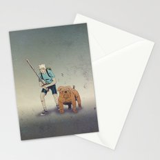 Time for Adventuring Stationery Cards