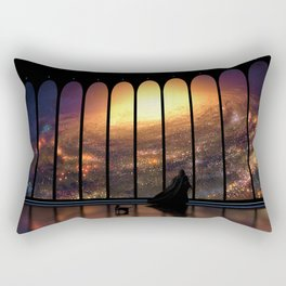The Overseer Rectangular Pillow