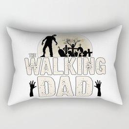 """""""The Walking DAD"""" Rectangular Pillow"""