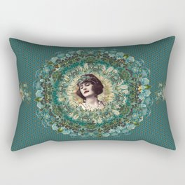 Marie-Louise-Louise Rectangular Pillow