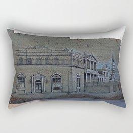 A Toledo Mural II Rectangular Pillow