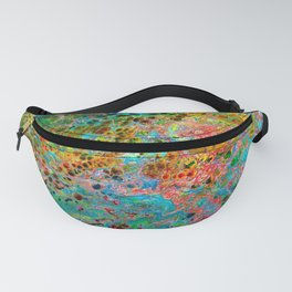 Abstraction Fanny Pack