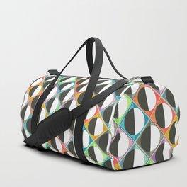 eclipse diamonds Duffle Bag