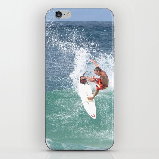 Surf! iPhone & iPod Skin