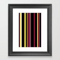 Stripes 4 Framed Art Print