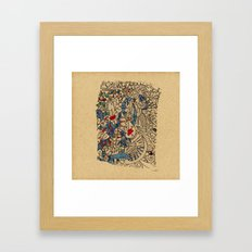 - medieval - Framed Art Print