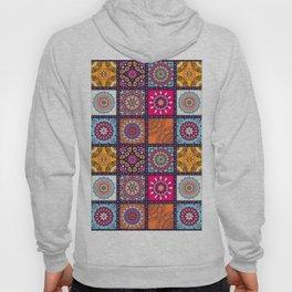 Pattern form Mandala Hoody