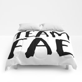 Team Fae Comforters