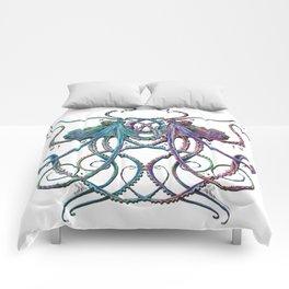 Underwater Love Comforters