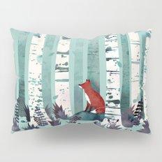The Birches Pillow Sham