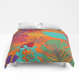 Jungle Life Comforters