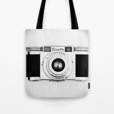 Paxette vintage camera Tote Bag