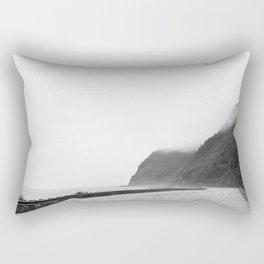 la fin des terres 5 Rectangular Pillow