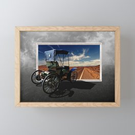Let's Go On A Colorful Adventure Framed Mini Art Print