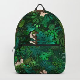 Fairies in an Enchanted Forest Backpack