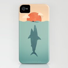 Shark Attack  Slim Case iPhone (4, 4s)