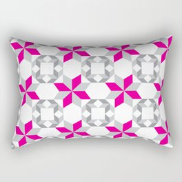 First Kiss - By  SewMoni Rectangular Pillow