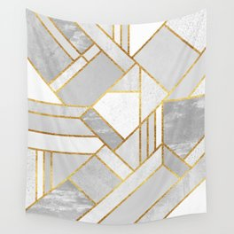 Gold City Wall Tapestry