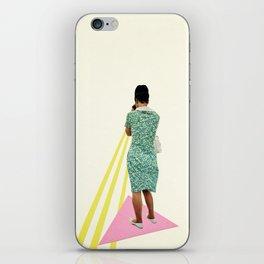 The Photographer iPhone Skin