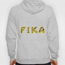 Fika- Folk style Hoody