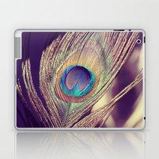 Proud as a peacock Laptop & iPad Skin