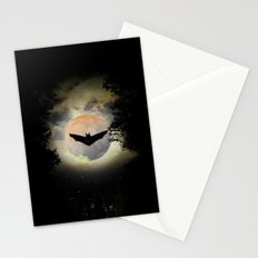 Remainings of a night Stationery Cards