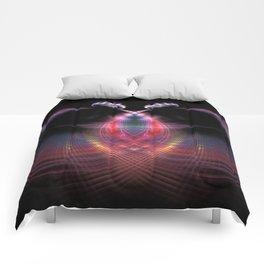 Psychedelic Art 1 Comforters