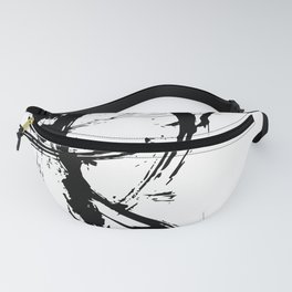 Brushstrokes No.16A by Kathy Morton Stanion Fanny Pack