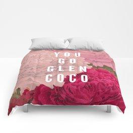 You Go Glen Coco Comforters