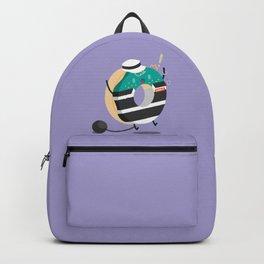 Criminal Donut Backpack