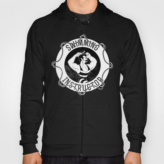 Swimming instructor Hoody