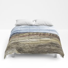 Heaven at Painted Hills Comforters